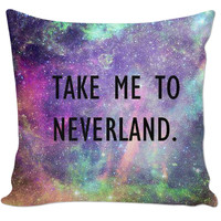 Neverland Pillow