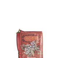 Disaster Designs Boho, Scholastic A Natural Choice Clutch in Forget Me Not