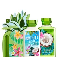 Aloha Gift Set Waikiki Beach Coconut
