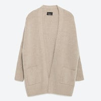 - Long Jackets - Knitwear - WOMAN | ZARA United Kingdom