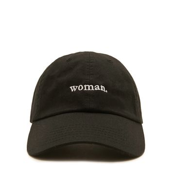 HatBeast Woman. Dad Cap