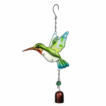 Handmade Bird Wind Chime For Wall Window Door Wind Bell Hanging Ornaments Vintage Home Campanula Decoration Crafts