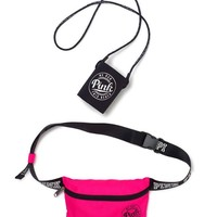 Victoria's Secret PINK Loozie & Fanny Pack Hot Pink