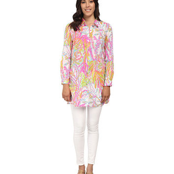 Lilly Pulitzer Jupiter Island Cover Up