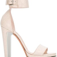 Alexander Mcqueen Buckled Sandals - Stefania Mode - Farfetch.com
