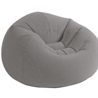 Beanless Bean Bag Air Chair 1 Person Couch Airbed Sofa Inflatable Lounger Seat | eBay