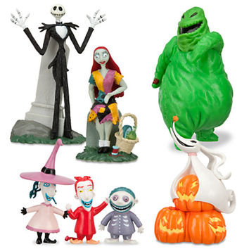 Disney The Nightmare Before Christmas Figure Play Set | Disney Store