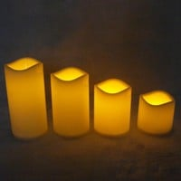 Flame Candle LED Tea Light For Party At Home