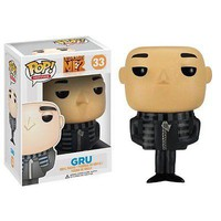 Funko Pop Movies: Despicable Me 2 - Gru Vinyl Figure