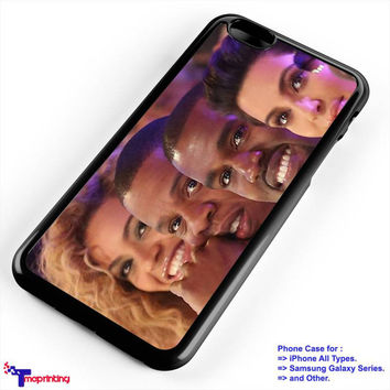 Beyonce Jay Z Kanye West Kim Kardashian - Personalized iPhone 7 Case, iPhone 6/6S Plus, 5 5S SE, 7S Plus, Samsung Galaxy S5 S6 S7 S8 Case, and Other