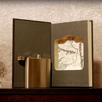Lord of the Rings: Return of the King (with Flask) / J.R.R. Tolkien