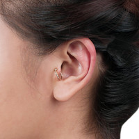 Twisty Tragus Clip On