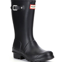 Hunter Original Matte Kids´ Waterproof Rain Boots | Dillards