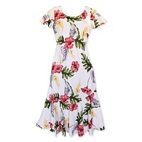 honeymoon hawaiian malia dress