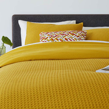 Mellan Bedding Set - Yellow