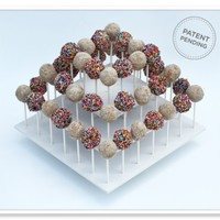 Reusable and Adjustable Cake Pop Stand l Cake Pop Display l Lollipop Stand