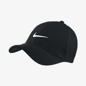 The Nike Feather Light Adjustable Tennis Hat.