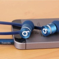 Beats URBEATS 2.0 Earphone Suitable for all ages Bass magic phone line noise reduction earplugs B/A Blue