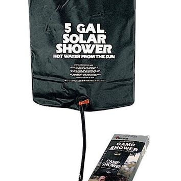 Five Gallon Solar Camp Shower