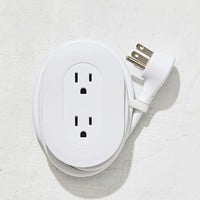 Quirky Port Power Wrap Extension Cord | Urban Outfitters