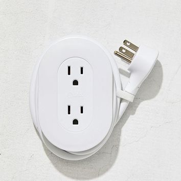 Quirky Port Power Wrap Extension Cord   Urban Outfitters