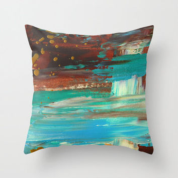 Paradise Cove Indoor and Outdoor Throw Pillows