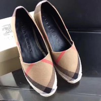 Burberry Leisure Baitie Fisherman Shoes