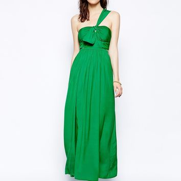 Ukulele Jade Dress