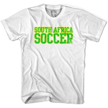 South Africa Soccer Nations World Cup T-shirt