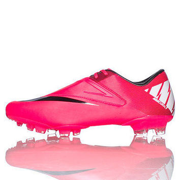 MERCURIAL GLIDE II FG SOCCER CLEAT - Medium Red - NIKE | Jimmy Jazz