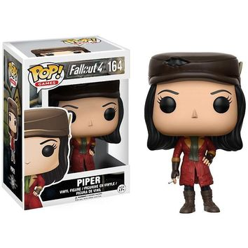 Piper Fallout 4 Funko Pop! Vinyl Figure #164