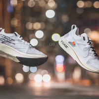 """Nike Zoom Fly  NIKE Off  White x """"Nike Zoom Fly""""  design by Virgil Abloh """"Nike Zoom VaporFly"""""""