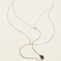 Free People Delicate Drop Rosary