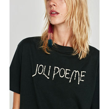 FRONT TEXT TOP