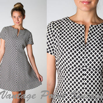 Shop Mod Shift Dress Pattern on Wanelo