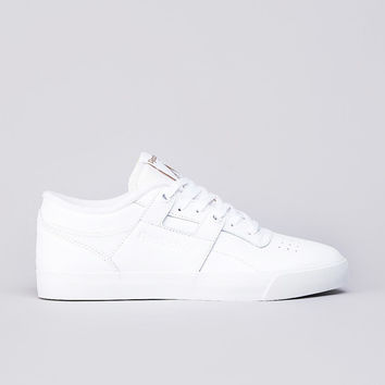 Flatspot - Palace X Reebok Workout Clean Low White / Ice