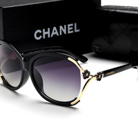 CHANEL fashion men women sunglasses Ultraviolet sunglasses best gifts H-YJ-LHSTCYJC
