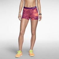 "Nike Pro 3"" Pool Women's Shorts - Bright Grape"
