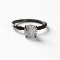 Custom Galaxy Diamond Ring - Ethically sourced - choose your diamond