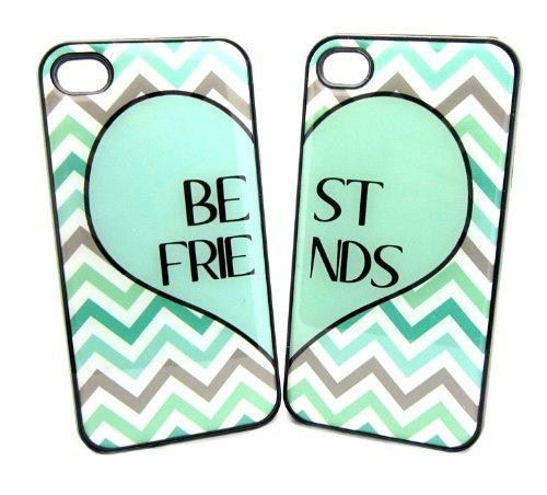 sports shoes 1a379 a45be Mint Green Best Friends iphone 4 Case - from Amazon