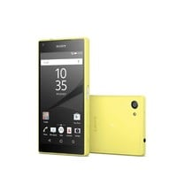 Sony Xperia Z5 Compact E5803 32GB Unlocked GSM 4G LTE Android 23MP Camera - US Warranty - (Yellow)