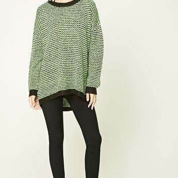 No Grey Area Sweater