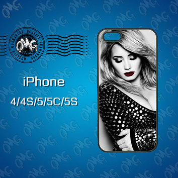 iphone 5s case , iphone 5c case , iphone 5 case , iphone 4s case , iphone 4 case , iphone case , iphone cover , Demi Lovato