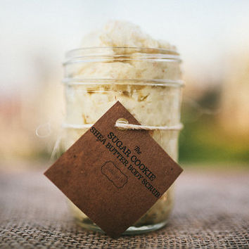 Detoxifying Sugar Cookie Body Scrub