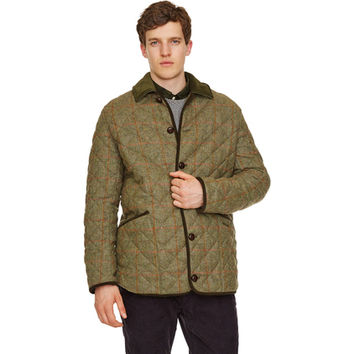 GROUSE QUILTED JACKET