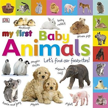 My First Baby Animals Book