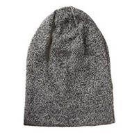 ASOS Mixed Knit Boyfriend Beanie at asos.com