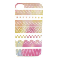 Watercolor Aztec Phone Case