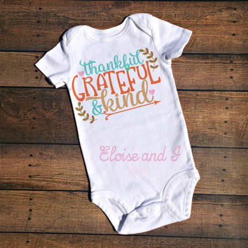 baby girl thanksgiving outfit, thanksgiving toddler clothes, fall baby shower gift, thanksgiving bodysuit, fall baby clothes, fall baby gift