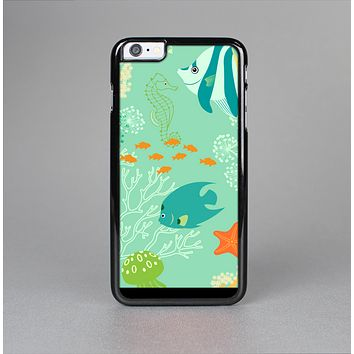 The Colorful Bright Saltwater Fish Skin-Sert Case for the Apple iPhone 6